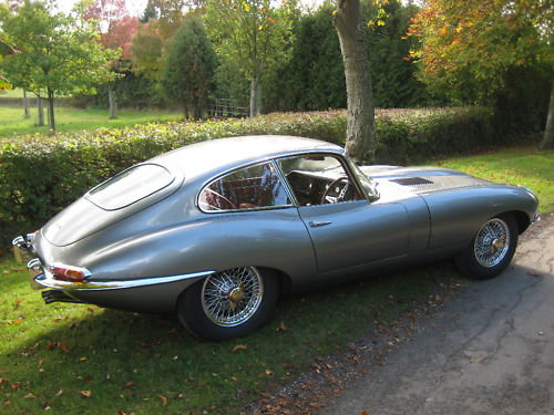 1964 jaguar e type 3