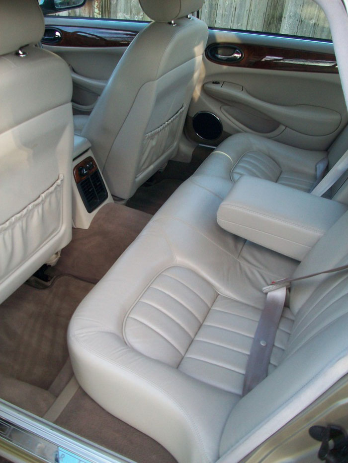 2000  w  jaguar xj8 3.2 v8 executive auto interior 2
