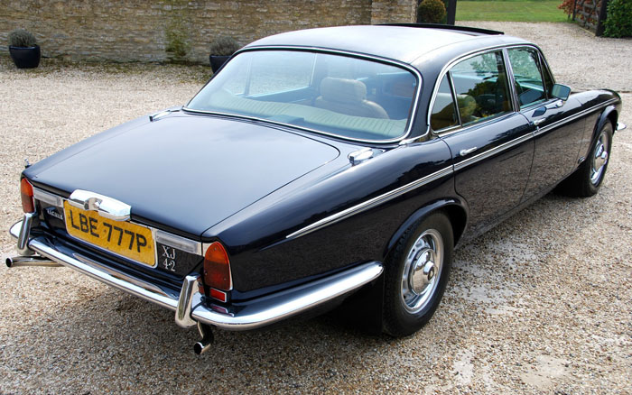 1976 Jaguar XJ6 Series 2 4.2 4
