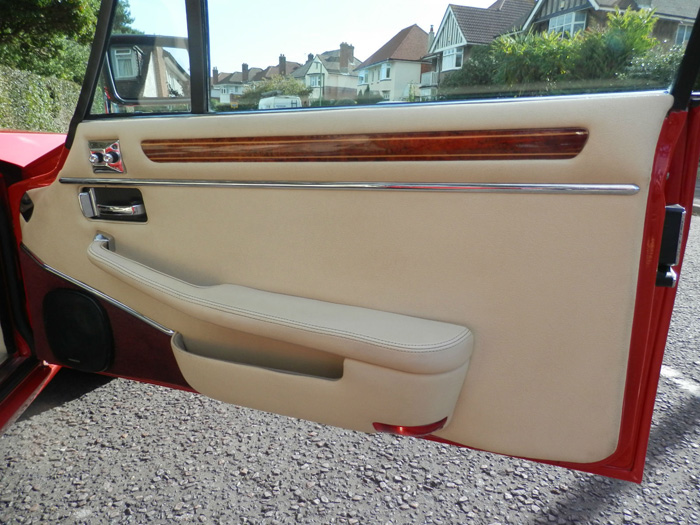 1990 Jaguar XJ-S 5.3 V12 Interior Door