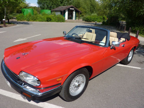 1991 jaguar xjs v12 convertible 2