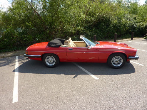 1991 jaguar xjs v12 convertible 3