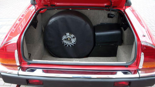 1991 jaguar xjs v12 convertible boot
