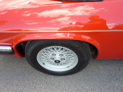 1991 jaguar xjs v12 convertible wheel