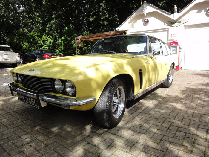 1972 Jensen Interceptor Series 3 SP 1