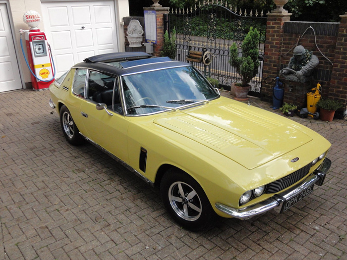 1972 Jensen Interceptor Series 3 SP 3