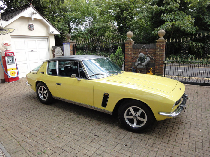 1972 Jensen Interceptor Series 3 SP 4