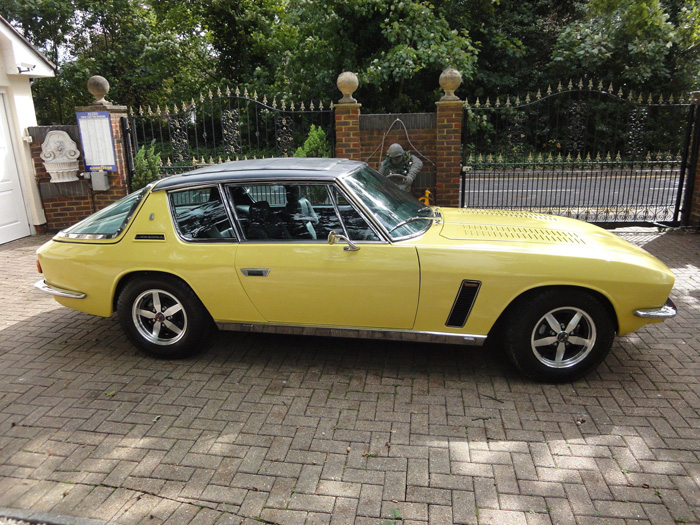 1972 Jensen Interceptor Series 3 SP 5