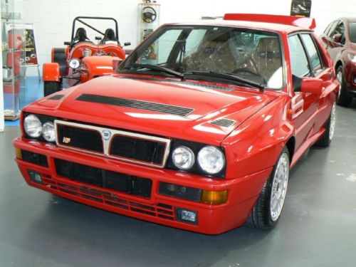 1994 lancia delta intergrale evo 2 5 door hatchback 1