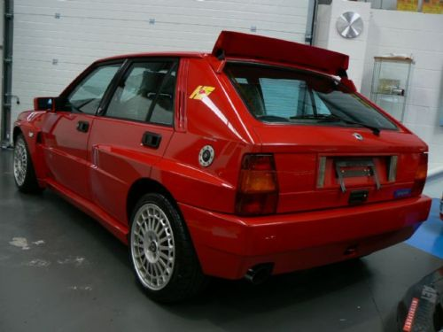 1994 lancia delta intergrale evo 2 5 door hatchback 3