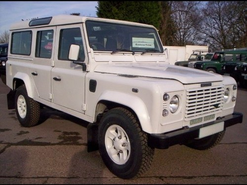2000 land rover defender 110 county station wagon 49 1