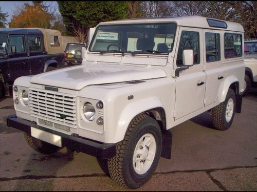 2000 land rover defender 110 county station wagon 49 2
