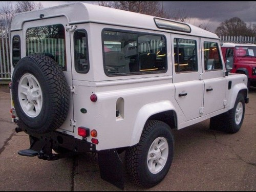 2000 land rover defender 110 county station wagon 49 3