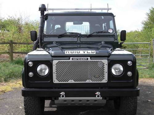 1998 land rover 90 defender tdi 2