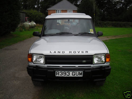 1997 land rover discovery tdi 2