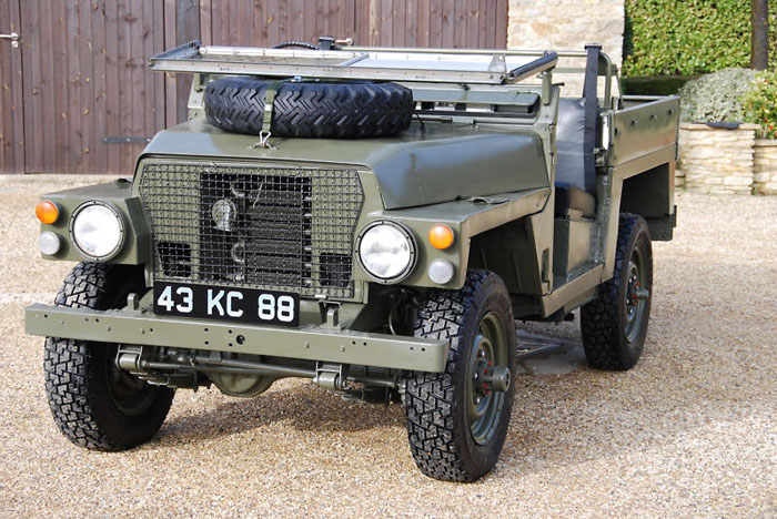 1984 land rover lightweight ffr 1