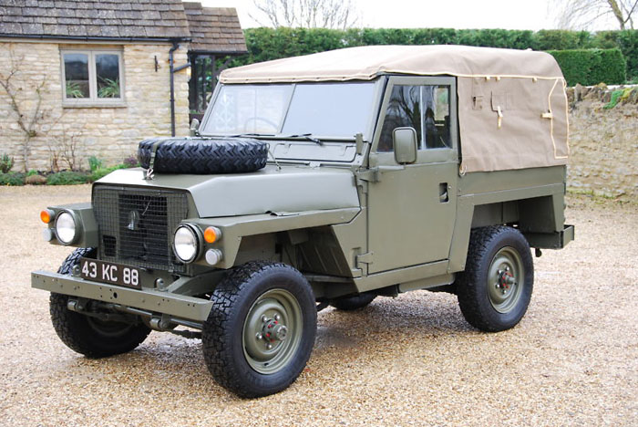 1984 land rover lightweight ffr 2