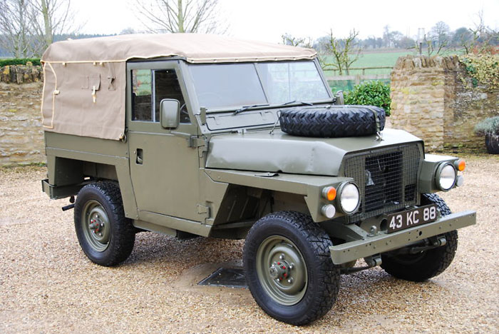 1984 land rover lightweight ffr 4