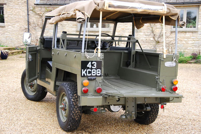 1984 land rover lightweight ffr 6