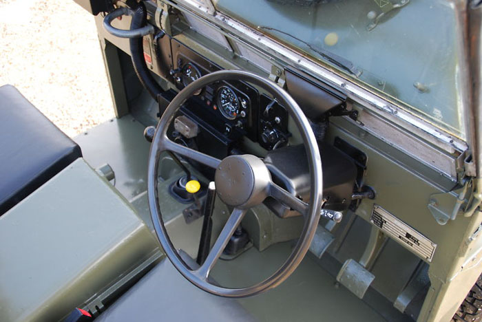 1984 land rover lightweight ffr interior 1