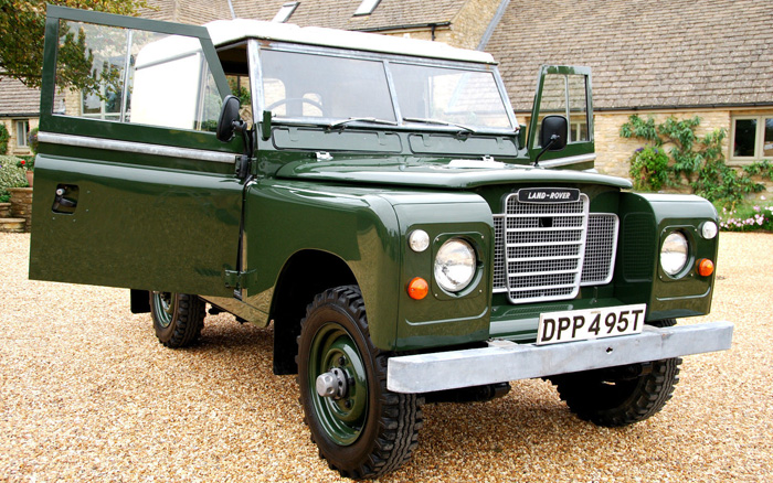 1979 Land Rover Series 3 SWB 2