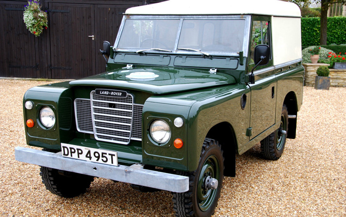 1979 Land Rover Series 3 SWB 3