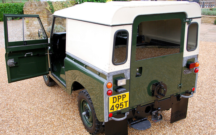 1979 Land Rover Series 3 SWB 5