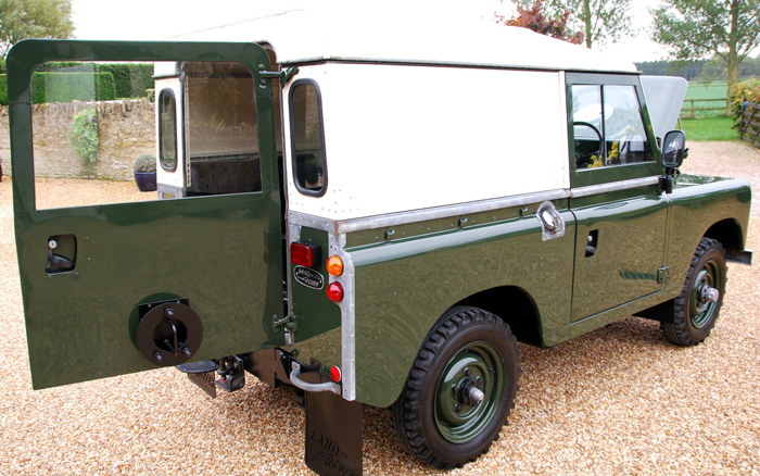 1979 Land Rover Series 3 SWB 8