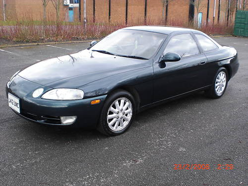 1991 lexus soarer 2.5 twin turbo 1