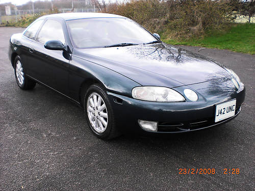 1991 lexus soarer 2.5 twin turbo 2