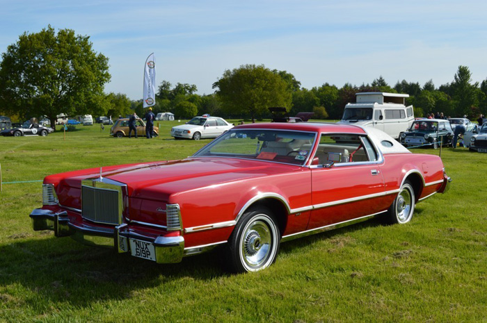 Featured Cars Lincoln Mark 1976 Lincoln Mark 4