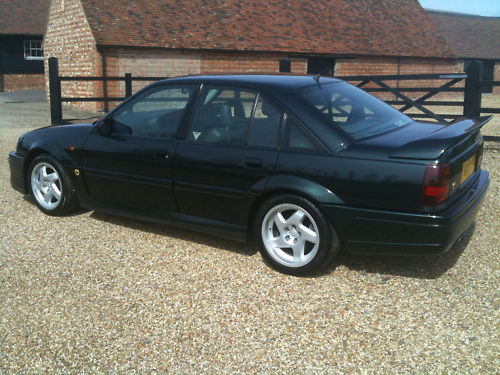 featured cars lotus carlton 1993 vauxhall lotus. Black Bedroom Furniture Sets. Home Design Ideas