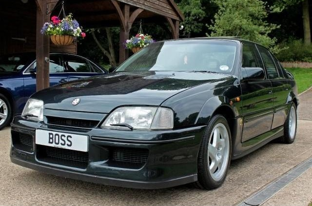 1993 Lotus Carlton Turbo 1