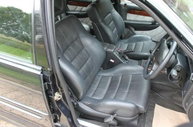 1993 Lotus Carlton Turbo Front Seats