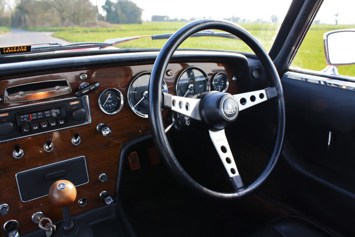 1968 lotus elan s3 fhc dashboard