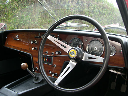 1966 lotus elan s3 se dhc dashboard