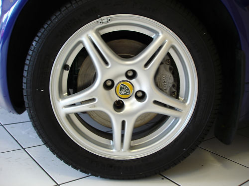 1999 lotus elise s1 convertible wheel