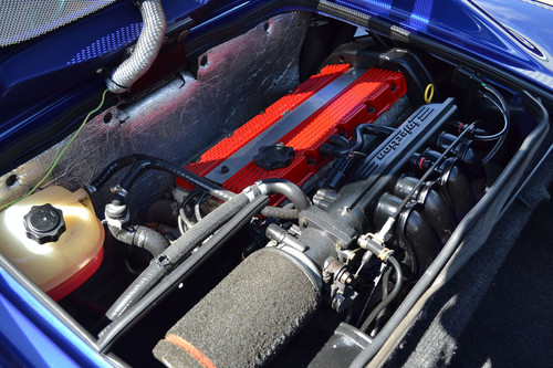 1999 Lotus Elise S1 Engine Bay 1