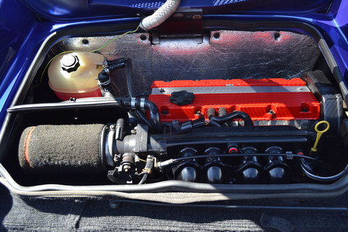 1999 Lotus Elise S1 Engine Bay 2