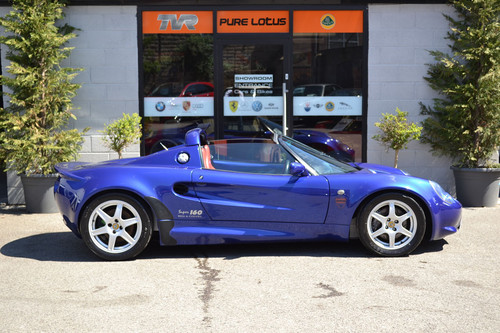 1999 Lotus Elise S1 Right Side