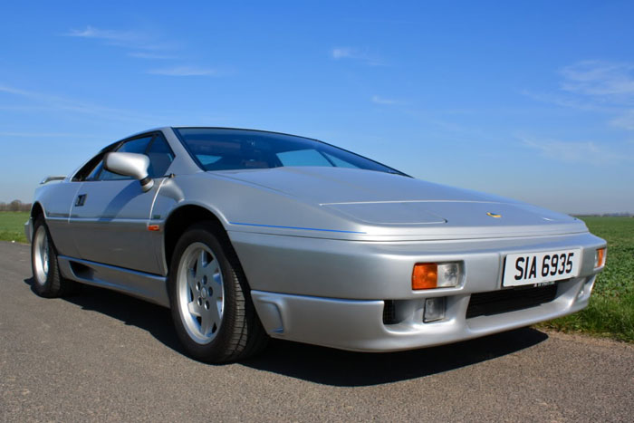 1990 lotus esprit turbo se 1