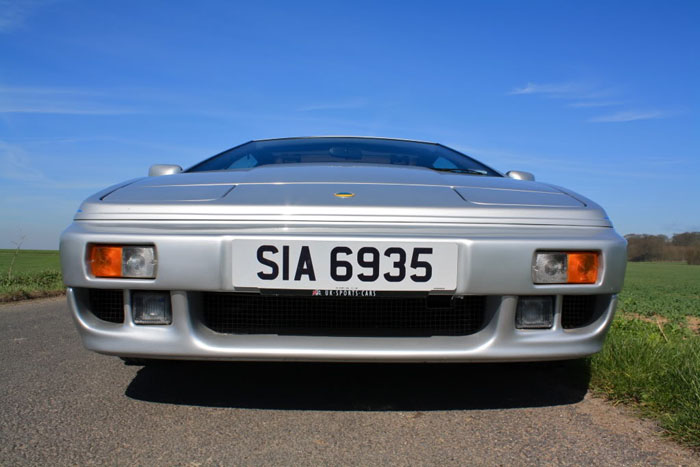 1990 lotus esprit turbo se 2