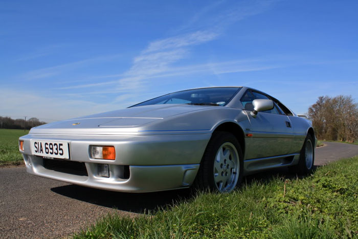1990 lotus esprit turbo se 3