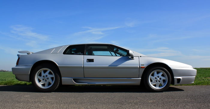 1990 lotus esprit turbo se 4
