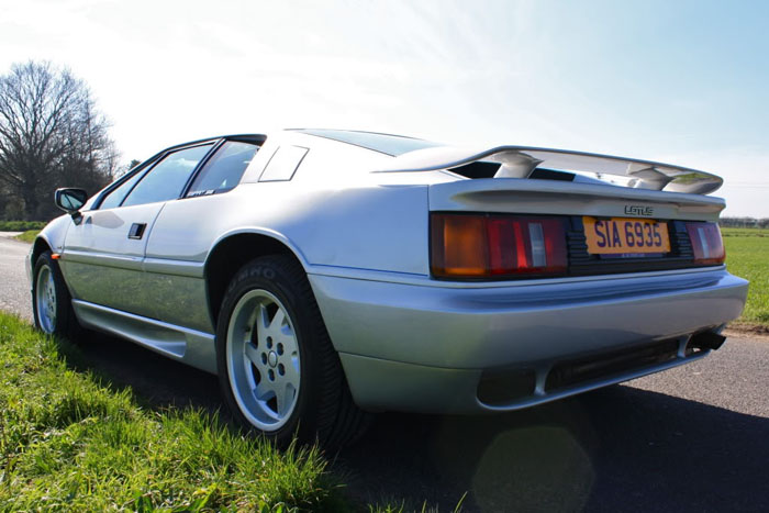 1990 lotus esprit turbo se 5