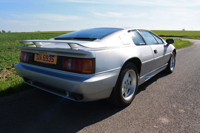 1990 lotus esprit turbo se 6