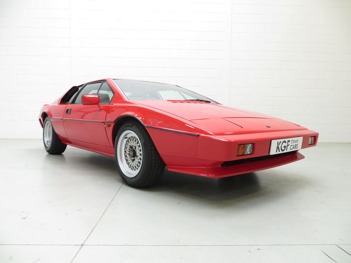1986 Lotus Esprit Series 3 1