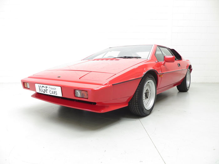 1986 Lotus Esprit Series 3 2