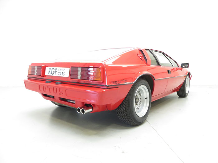 1986 Lotus Esprit Series 3 4