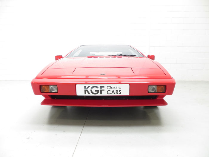 1986 Lotus Esprit Series 3 Front